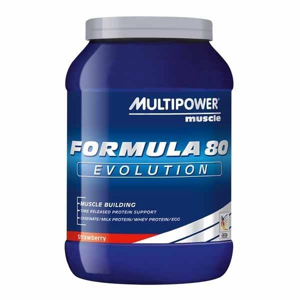 MultiPower Formula 80 Evolution d�za 750g