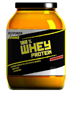 Multipower 100% Whey Protein 2,25kg