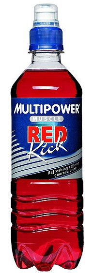 Multipower Red Kick 500ml