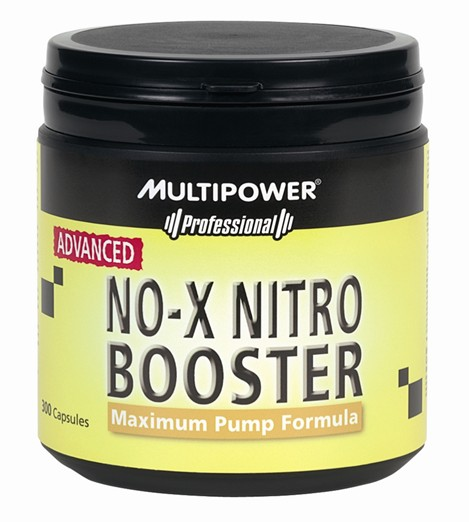 Multipower NO-X Nitro Booster 300 kapsl�