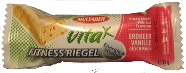 Multaben Vita Fitnesss Rieger 35g
