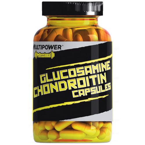 Multipower Glucosamine - Chondroitin 120 caps.