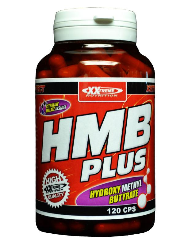 XXtreme Nutrition HMB PLUS 120cps