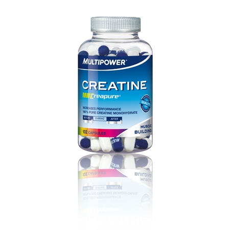 Multipower Creatine 102caps