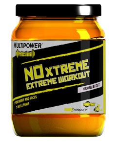 Multipower Noxtreme Extreme Workout 908g