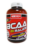 XXtreme Nutrition 211 BCAA Malate 240cps