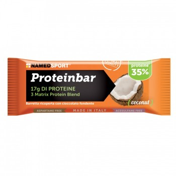 NAMED Proteinbar 50 g (NAMEDSPORT) (foto)