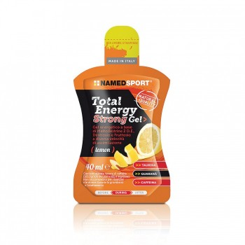 NamedSport TOTAL ENERGY STRONG GEL (foto)