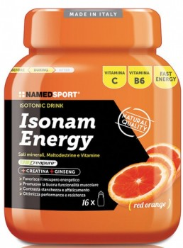 NamedSport ISONAM ENERGY 480g (foto)