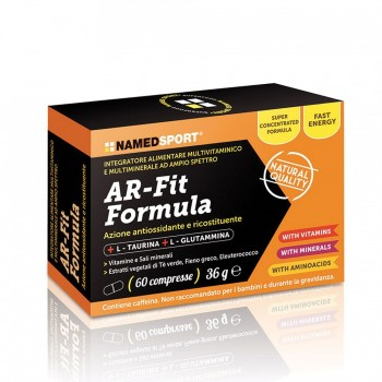 NamedSport AR FIT FORMULA (foto)