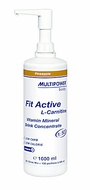 Multipower Fit Active+ L-Carnitine koncentrát 1 litr (foto)