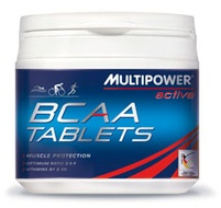 MultiPower BCAA Tablets 200 tablet (foto)