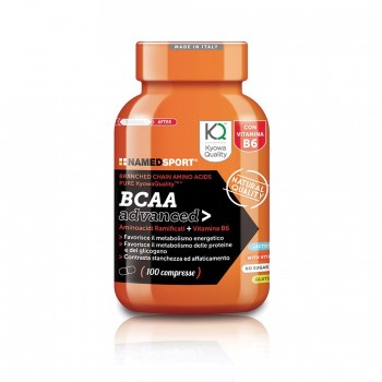 NamedSport BCAA ADVANCED 2:1:1 100 TBL. (foto)