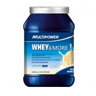 Multipower Whey & More Protein 2000g (foto)