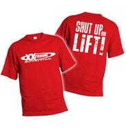 XXtreme Nutrition Triko Shut Up And Lift (foto)