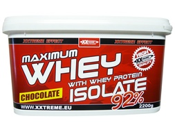 XXtreme Nutrition Maximum Whey Protein Isolate 92 - 2200g